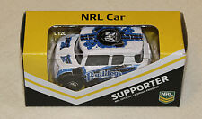 Canterbury Bankstown Bulldogs 2015 NRL Kids Collectable Mini Model Car New