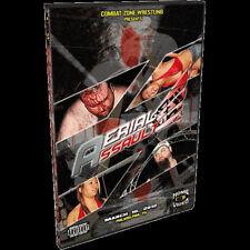 CZW Wrestling: Aerial Assault DVD, Mia Yim, Sami Callihan, Combat Zone ROH PWG