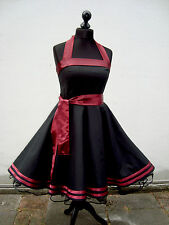 50er, jupon, rockabilly, danse, vintage, abiball, soirée, robe, Dress, 34-54 sur mesure