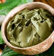 2oz ORGANIC DEAD SEA GREEN CLAY MSM DMAE MUD MASK FACE LIFT SKIN ANTI AGE ACNE