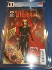 Thor #10 CGC 9.8 NM/M Gorgeous gem Wow Don Blake