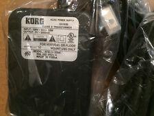 KORG KA163E POWER AC adapter TRITON LE/EMX-1/ESX/N/KARMA/TR/triton rack/120volt.