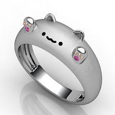 Bongo Cat Ring - Original