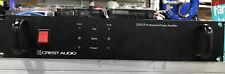 Crest Audio 2001A Professional Audio Amplifier Vintage