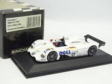 Minichamps 1/43 - BMW V12 LMR Le Mans 1999 N°17