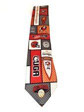 Georgia Bulldogs Eagle Neckwear Men's Neck Tie