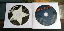 2 CDG LOT 1970'S KARAOKE HITS OF BEE GEES AND ABBA CD+G ($39.99)
