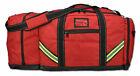 Lightning X Firefighter Premium 3XL Step-In Turnout Gear Bag - Red w/ NO LOGO (C