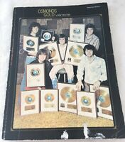 Osmonds Gold Volume one 1 Piano Vocal Edition Sheet Music Photographs in Book PB