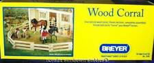 Breyer Collectable Accessories Traditional Wood Corral
