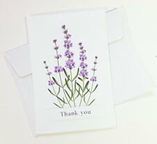 15 Thank You Cards Flower Wedding Notes Business Birthday Thankful Note THANK02