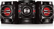 LG CM4360 230W Hi-Fi Entertainment System with Bluetooth CD Radio Remote Control