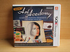 Brand New Factory Sealed New Art Academy Nintendo 3DS 2DS