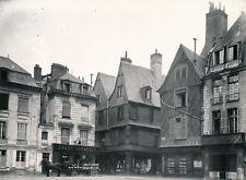 TOURS c. 1910 - Horloger Boucherie Epicerie Indre et Loire - Div 12164