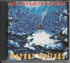 CD ALBUM 10 TITRES--NICK CAVE AND THE BAD SEEDS--MURDER BALLADS--1996
