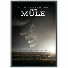 The Mule (DVD, 2019) New & Sealed Free Shipping Included!