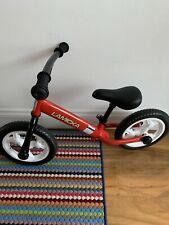 12 Inch Kids Balance Bike Red