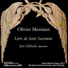 Messiaen: Livre du Saint Sacrement, Jon Gillock Plays 2011 Quoirin Pipe Organ NY