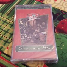 Christmas In the Fifties Green Hill Instrumental Classic Cassette - NEW Sealed