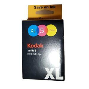 Kodak Verite 5 XL Color Replacement Ink Jet Cartridge V50 V55 V640 Eco V64 V65