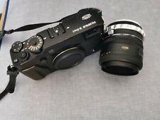 Fujifilm X-Pro1 16.3MP Spiegellose Systemkamera Gehäuse - Schwarz