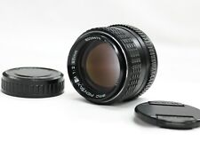 Pentax SMC Pentax-M 85mm F/2 Manual Lens for K Mount from Japan