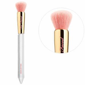 Too Faced Diamond Light Highlighting Brush – Authentic Brand New