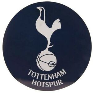 Tottenham Hotspur Crest large round sticker 180mm (bst)