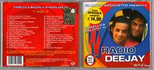 FIORELLO & BALDINI il Meglio di RADIO DEEJAY CD (2006) Claudio Cecchetto RARO