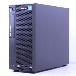 Zoostorm Elite Windows 10 SFF PC Intel Core i5 6500 6th 3.2 Ghz 8GB 1TB HDD WiFi
