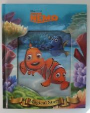 Disney Finding Nemo Fairy Tales Magical Story Book 3D Cover Children ages 2-10