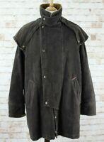 MALRBORO CLASSICS Lined Brown Coat size M