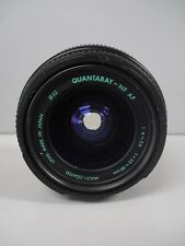 Quantaray AF TECH 10 70-300mm F4-5.6 Automatic Zoom Lens for Pentax A F