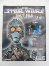 Deagostini Official Star Wars fact file - issue 32