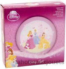 Plafonnier Disney Princesse 26x26cm