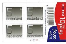 Niederlande Markenheftchen Postzegelboekje v1108b NVPH