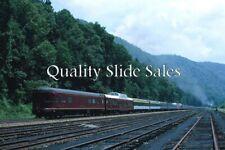 44573 Orig. Slide Steam Special Thurmond, WV 8-10-91