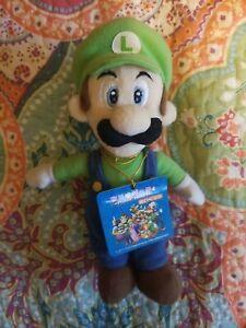 Mario Party 5 Luigi Plush