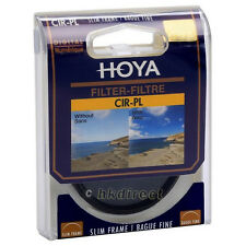 Genuine Hoya 49mm Digital Slim Frame CIR-PL Circular Polarizing CPL Filter