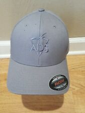 NWT ADS Tactical Flexfit Hat Gray  L / XL