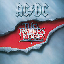 The Razor's Edge [Remaster] by AC/DC (Vinyl, Apr-2003, Epic)