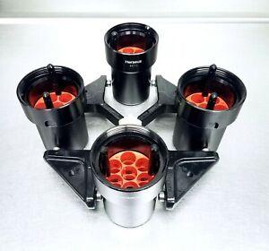 Heraeus / Thermo, Labofuge 400 Centrifuge 8179 5000 RPM Rotor & 8172 Buckets (#1