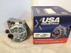 Toyota Pickup & 4-Runner 3.0 V6 1988-1992 - Remanufactured Alternator - A1502