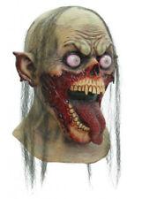 Halloween Tongue Slasher Zombie Mask