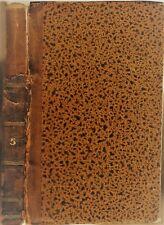 VOYAGES D'ANTÉNOR en GRÈCE en ASIE Notions sur l'Égypte par De LANTIER 1818 T.5