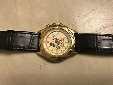 SEIKO MICKEY MOUSE KINETIC TOP SPHIRE CRYSTAL 5M42-0C19