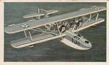 N°267 US Air Force Seaplane Patrol Naval PN 10 World War Germany WWI 30s CHROMO