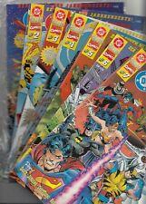 DC gegen MARVEL CROSSOVER ( deutsch ) # ab 1 - 38 - DINO VERLAG 1996-2001 - TOP