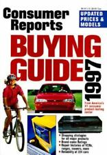 Consumer Reports Buying Guide 1997 (Annual)