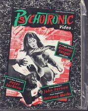 Psychotronic Video #15 Antonio Fargas peter Jackson John Vernon 020218DBE2